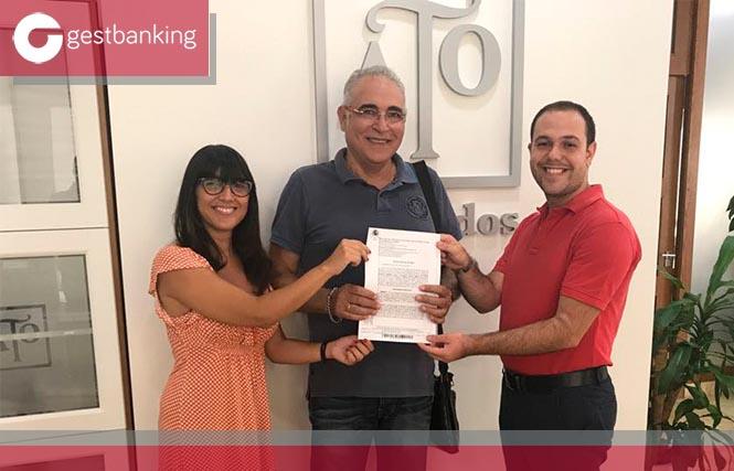 Gestbanking consigue nulidad de cláusula suelo Banco Popular en Valverde