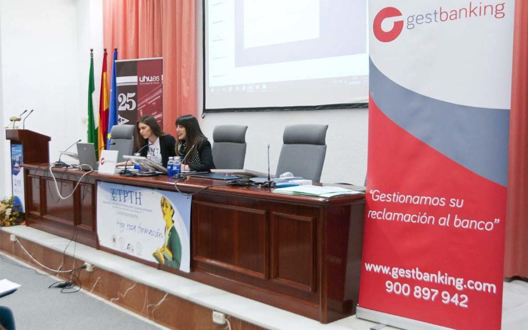 Gestbanking en Jornada de la Asociación de Técnicos Profesionales Tributarios de Huelva
