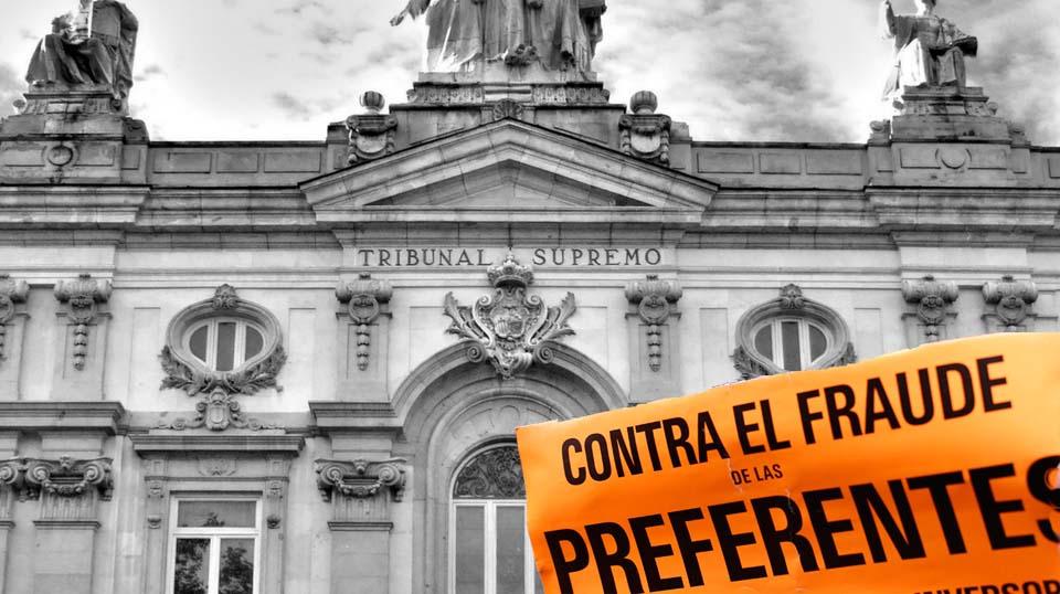 Supremo condena a banco a devolver 50.000 euros a consumidor, al que impuso canjear participaciones preferentes por acciones de la entidad