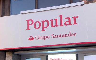 Banco Popular condenado a devolver inversión en bonos convertibles a exempleado