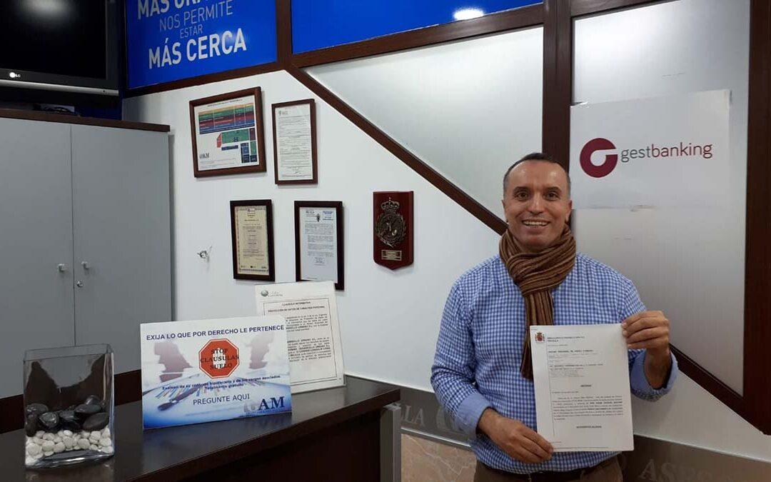 Letrados Gestbanking consiguen nulidad de contrato financiero a plazo de Banco Santander